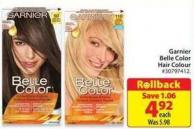 Garnier Belle Color Hair Colour