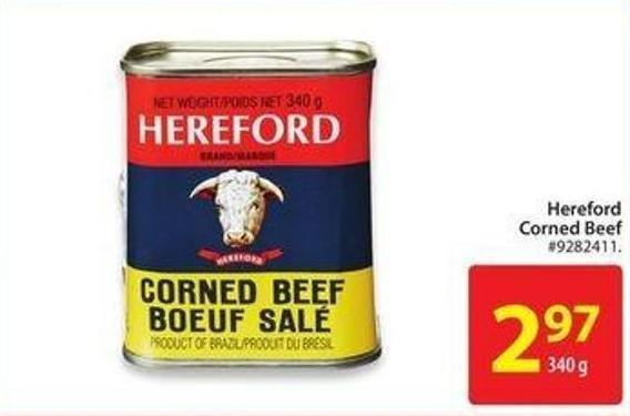 Hereford Corned Beef On Sale Salewhale Ca