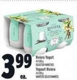 Riviera Yogurt
