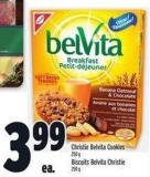 Biscuits Belvita Christie