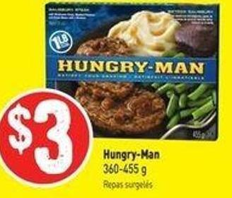 Hungry-man 360-455 g