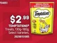 Temptations Treats - 130g-180g