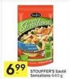 Stouffer's Sauté Sensations 640 g