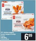 PC Chicken Nuggets - 340-800 G