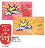 Maynards Candy 100 g