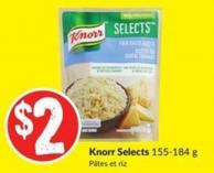 Knorr Selects 155-184 g
