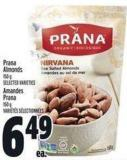 Prana Almonds 150 g