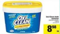 Oxi Clean Stain Remover - 1.36 Kg