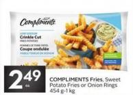 Compliments Fries