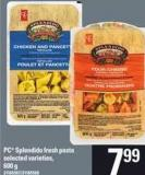 PC Splendido Fresh Pasta - 600 g