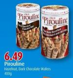 Pirouline Hazelnut - Dark Chocolate Wafers 400g