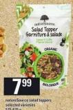 Naturesource Salad Toppers - 575-625 g