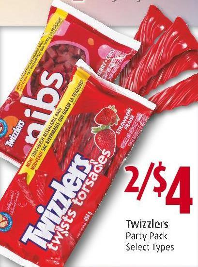 Twizzlers Party Pack
