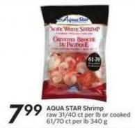 Aqua Star Shrimp