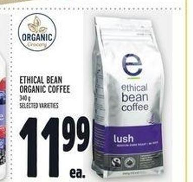 Ethical Bean Organic Coffee