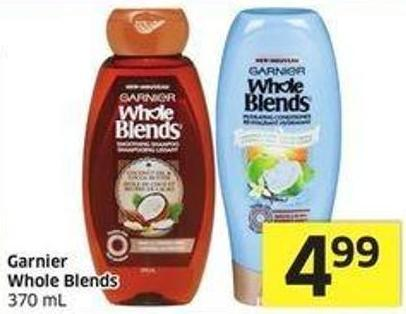 Garnier Whole Blends 370 mL