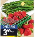 Strawberries Quart Or Asparagus