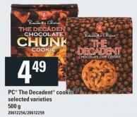 PC The Decadent Cookie - 500 g