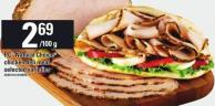 PC Natural Choice Chicken Deli Meat