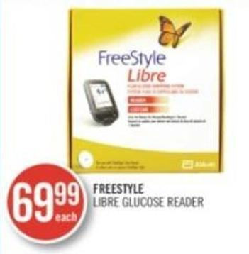 Freestyle Libre Glucose Reader