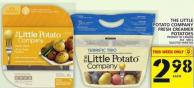 The Little Potato Company The Little Potato Company Fresh Creamer Potatoes