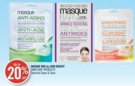 Masque Bar By Look Beauty Skin Care Products