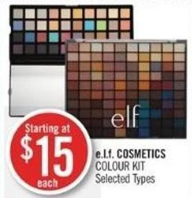 E.l.f. Cosmetics Colour Kit