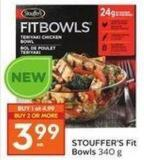 Stouffer's Fit Bowls 340 g