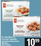 PC Blue Menu Or Free From Meatballs - 800-907 g