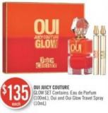 Oui Juicy Couture Glow Set