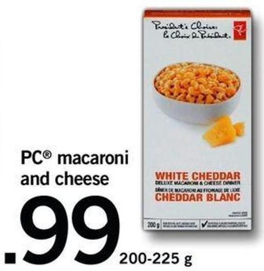 PC Macaroni And Cheese - 200-225 G