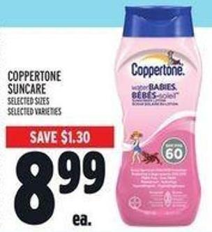 Coppertone Suncare