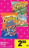 Cheetos Snacks - 170-310 G