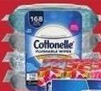 Cottonelle Wipes - 4 X 42-pk
