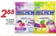Hi-chew Candies 90-100 g