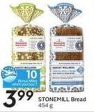 Weight Watcher's Bread 450 g or Tortillas 6-8 Pk - 10 Air Miles Bonus Miles