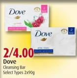 Dove Cleansing Bar