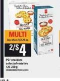 PC Crackers - 120-220 g