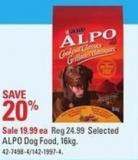 Purina Alpo Dog Food - 16kg