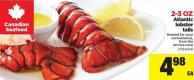 Atlantic Lobster Tails - 2-3 Oz