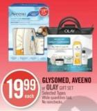 Glysomed - Aveeno or Olay Gift Set