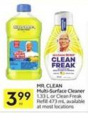 Mr. Clean Multi-surface Cleaner