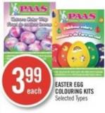 Easter Egg Colouring Kits