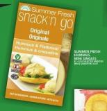 Summer Fresh Hummus Mini Singles