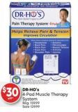 Dr-ho's 4-pad Muscle Therapy System