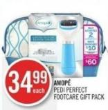 Amopé Pedi Perfect Footcare Gift Pack