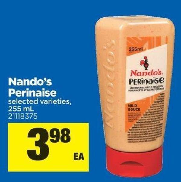 Nando's Perinaise - 255 mL
