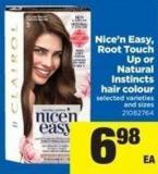 Nice'n Easy - Root Touch-up Or Natural Instincts Hair Colour