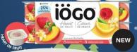 Iögo Heart Of Fruit - 16 X 95 G - Iögo 16 X 100 G - 12 X 100 G
