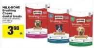 Milk-bone Brushing Chews Dental Treats - 201-267 g